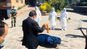 sita mahar death body