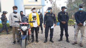 surkhet accident arrested