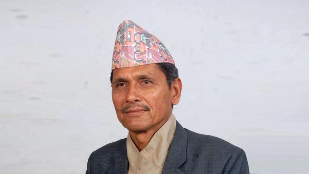 Arjin Thapa