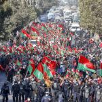 JA SA PA Protest