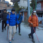Kangchenjunga tourist