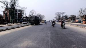 Koteshwor nakhu Road