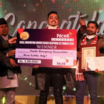 Paaila Emergency Ncell Innovation Driven ICT Award