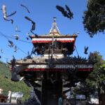 Pokhara temple