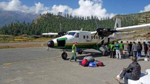 Simkot airport Humla