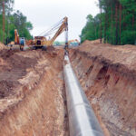 Surunga pipeline