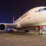 VT ANJ Air India