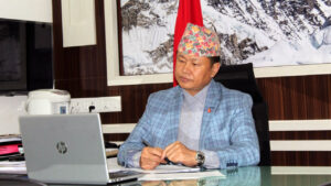 chief minister sherdhan rai