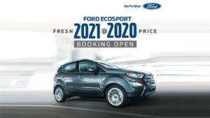ford ecosports 2021