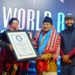 rambir manandhar world record