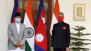 S Jaya Shankar and Pradeep Gyawali