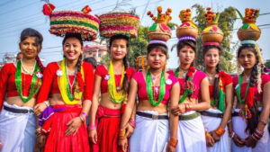 Tharu cultural