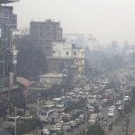 air pollution kathkndu