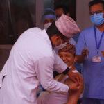 corora vaccine nepal