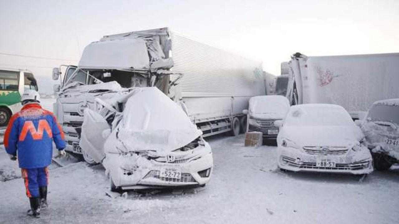 japan accident