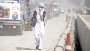 Kathmandu Pollution