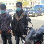 motorcycle chori
