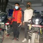 motorcycle chori pakrau