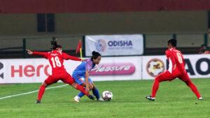 nepali women football team