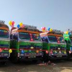 sajha truck