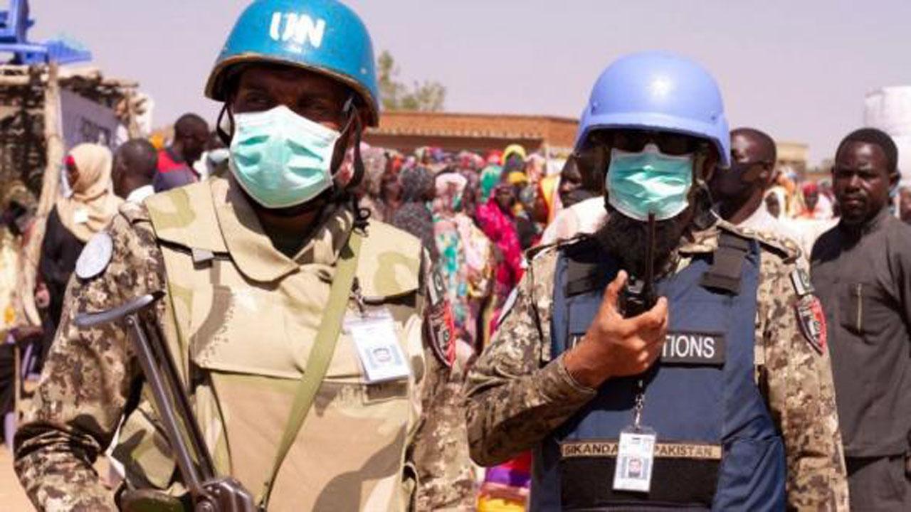 sudan attack