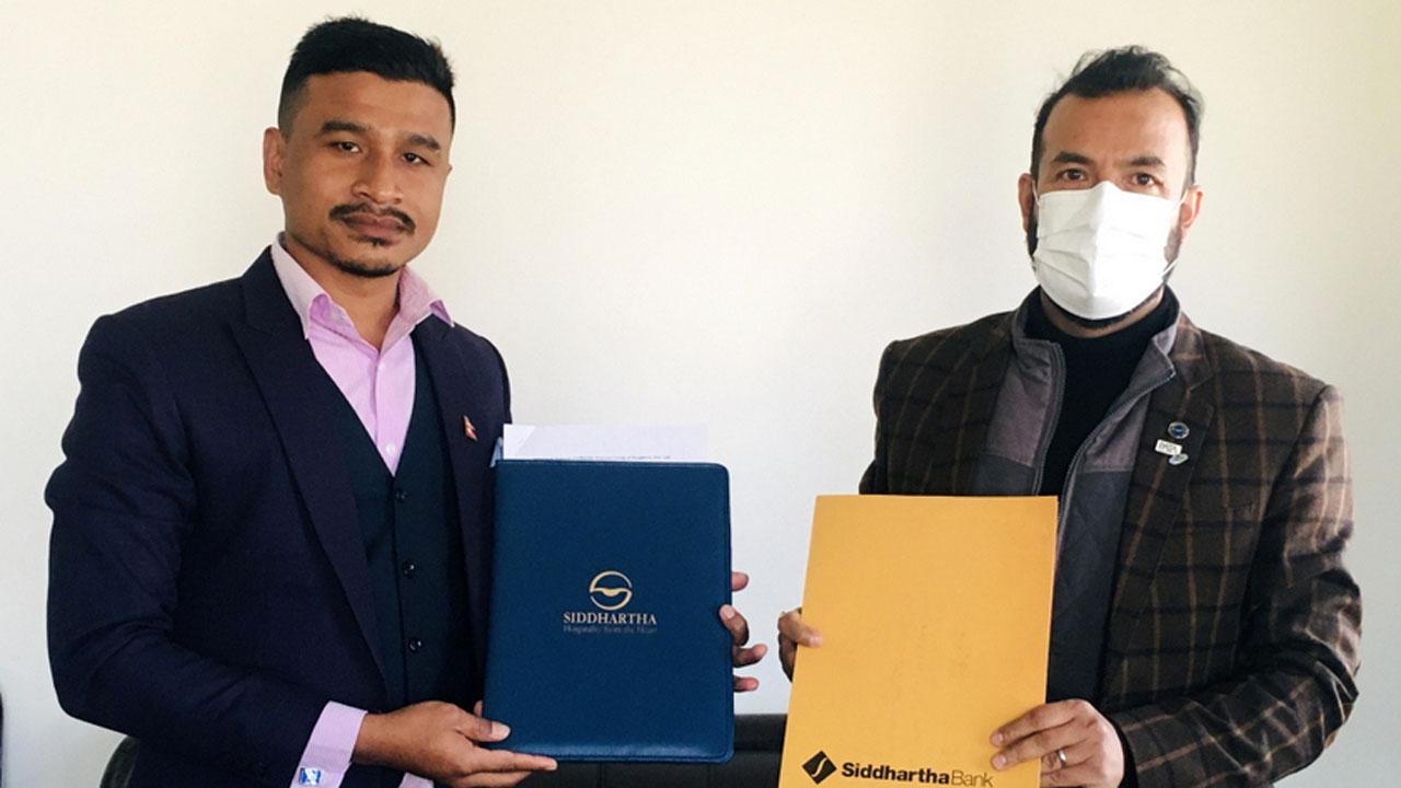 Agreement with Siddhartha Hospitality