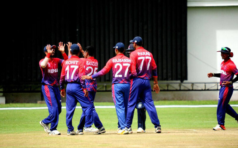 Nepali T20 national cricket team