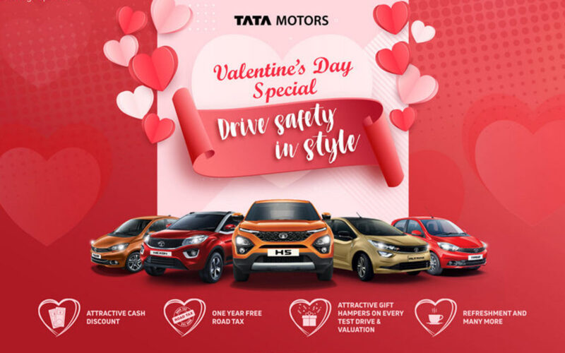 TATA Motors offer