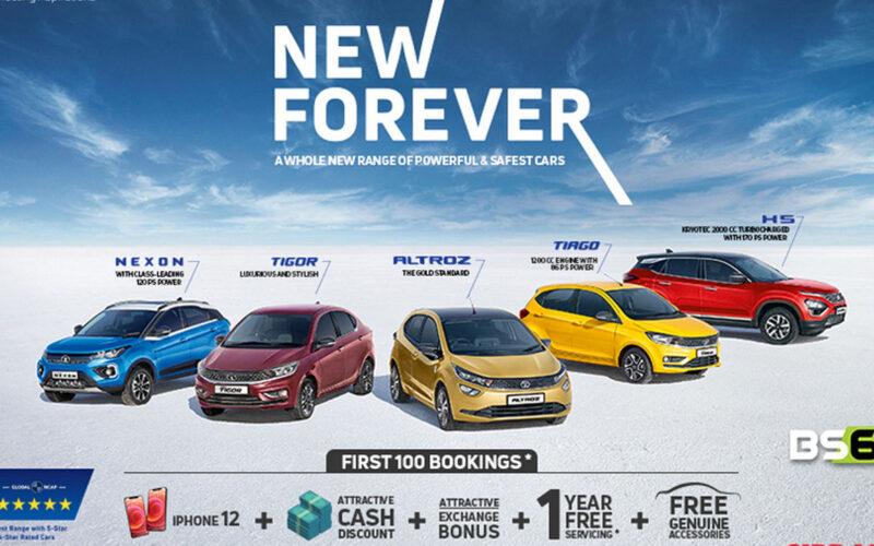 Tata New Forever 2021