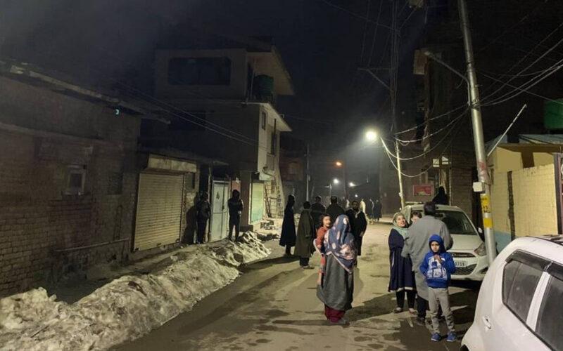 earthquake India
