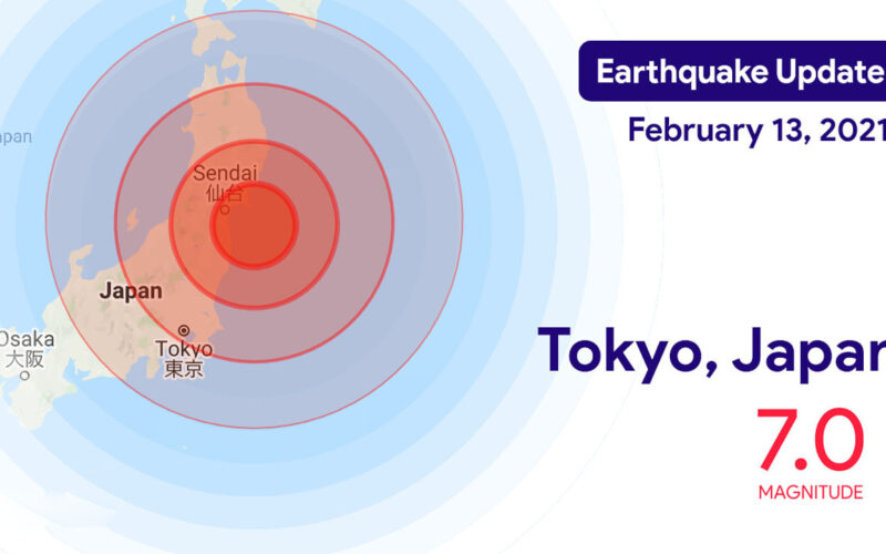 japan earthquick