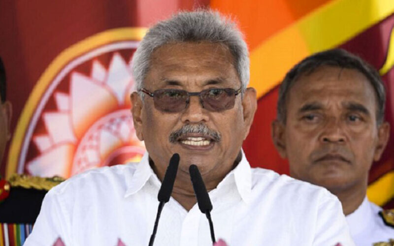 shrilanka president