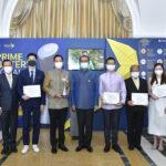 Huawei Thailand CEO Receives PM Award