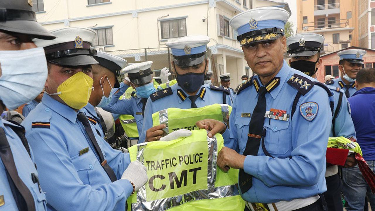 Traffic CMT