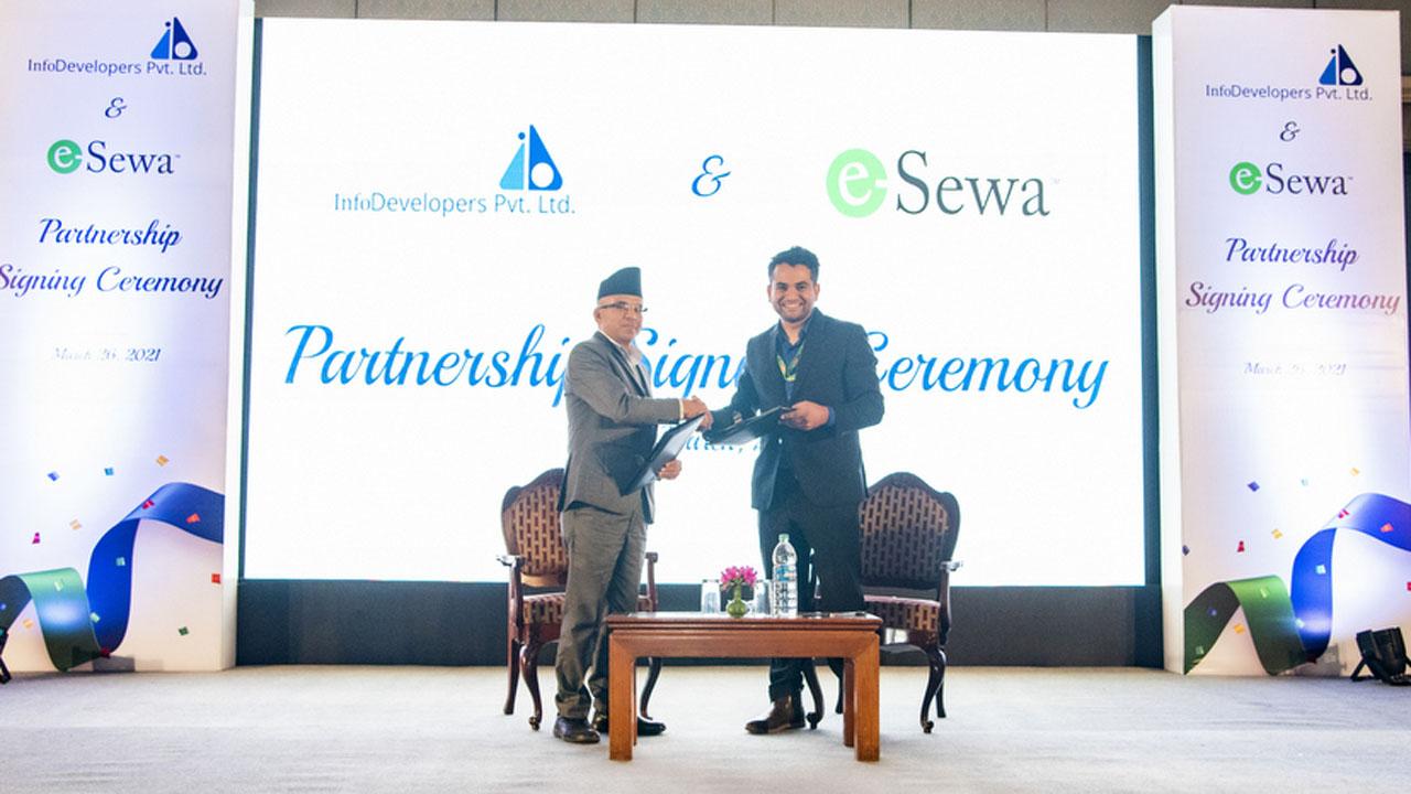 esewa agreement