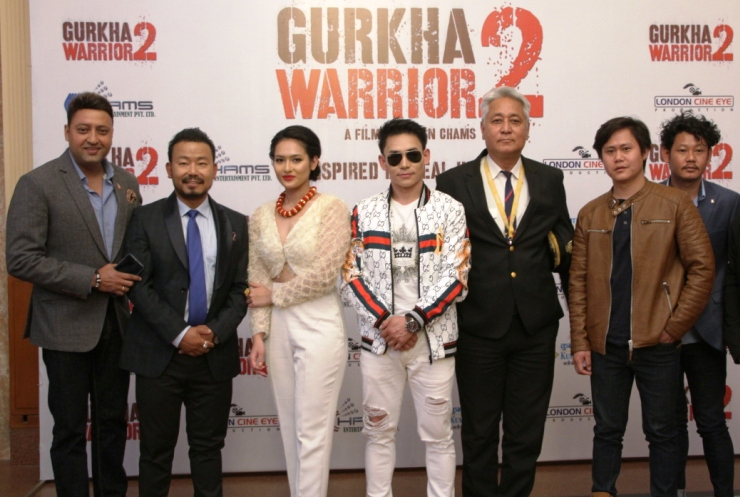 gurkha warrior 2
