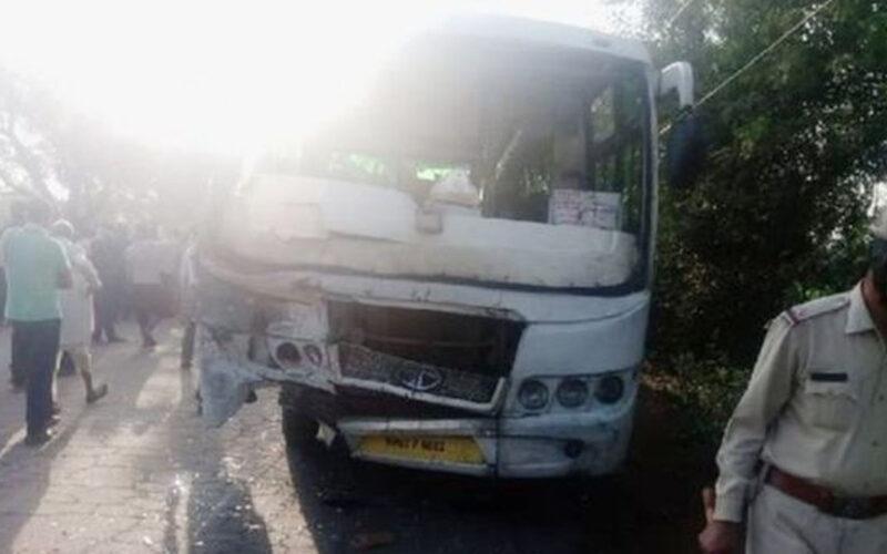 india accident