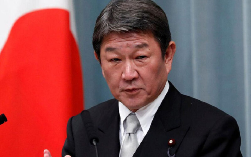 japan foreign minister