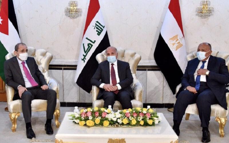 jorden egypt minister
