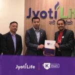 jyoti life press meet