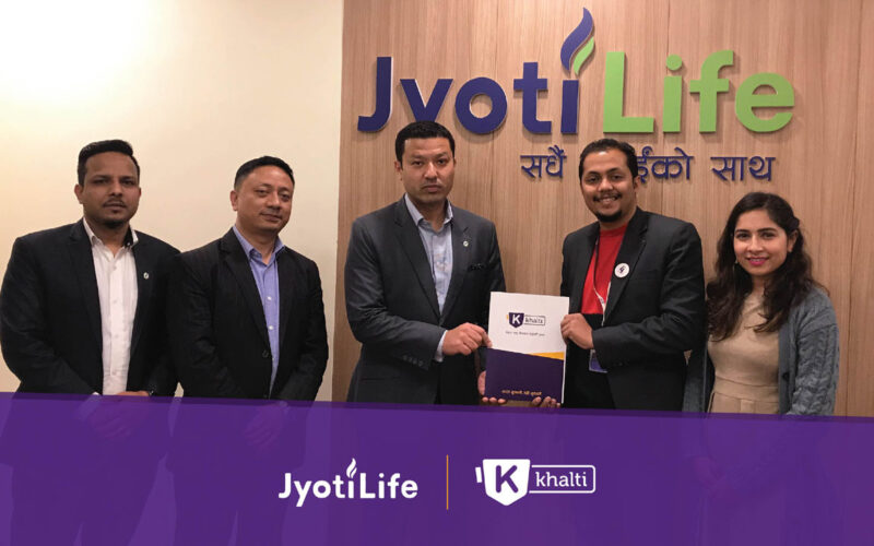 jyoti life press meet