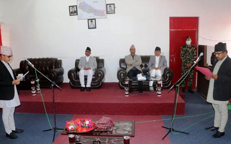 matrika prasad khanal