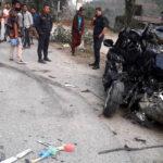 muglin car accident