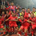 nepal win football match