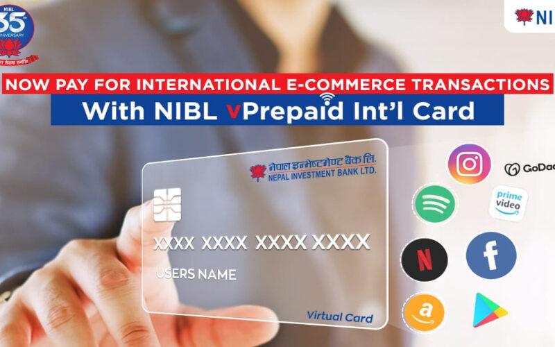 nibl intl card