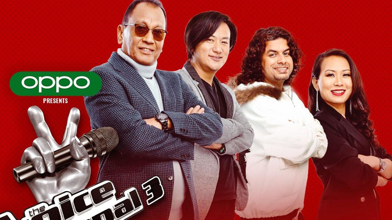the voice of Nepal season 3