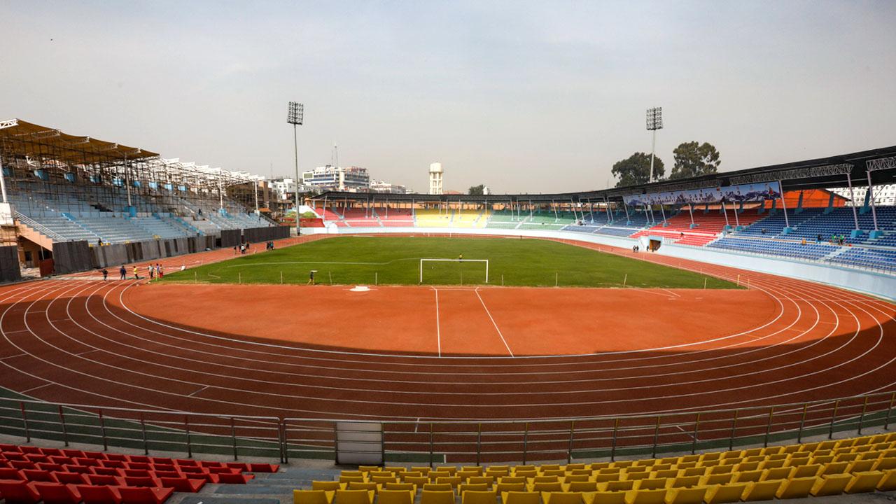 Dasarath Stadium