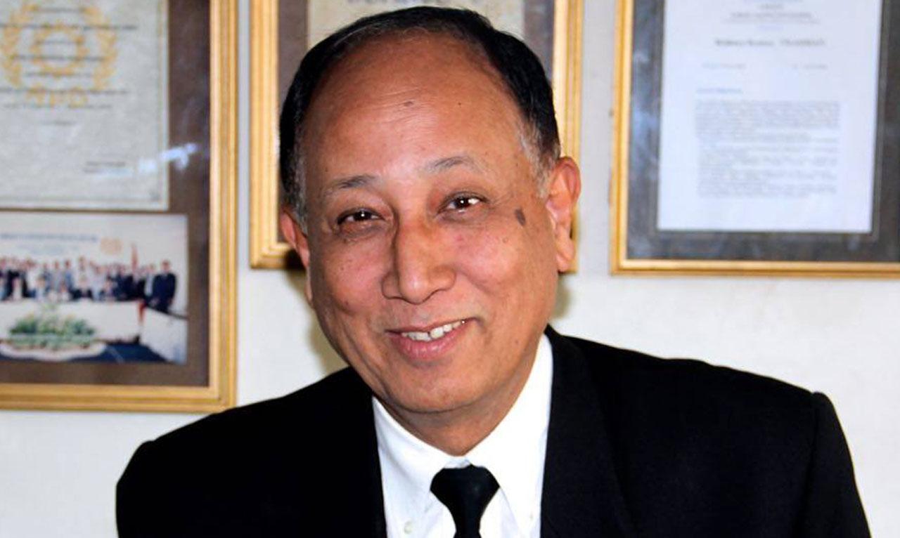 Kishore Kumar Pradhan