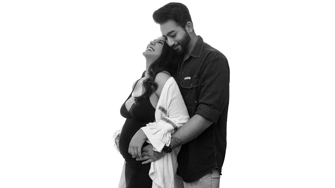 Priyanka Karki pregnant