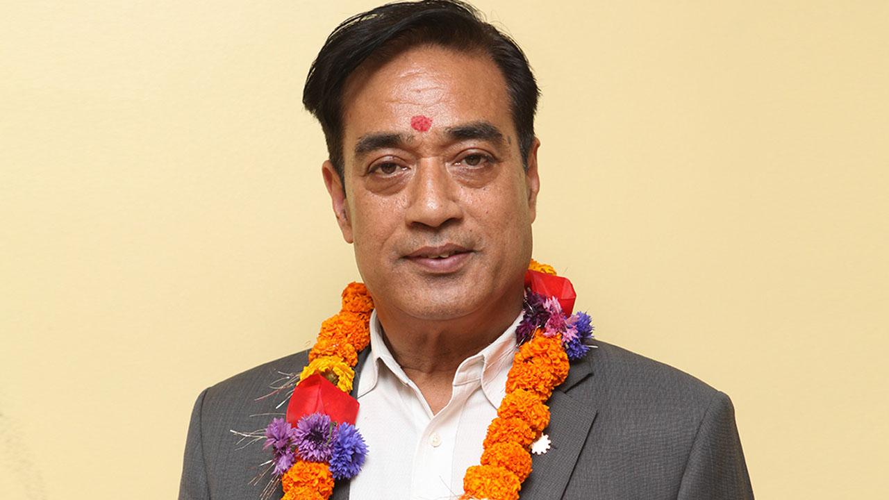 Rajendra Malla